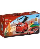 LEGO DUPLO CARS 2 6132 RED