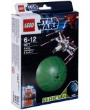 LEGO STAR WARS 9677 X-WING STARFIGHTER & YAVIN 4