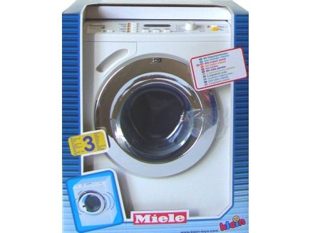 klein machine laver miele m nage jouet. Black Bedroom Furniture Sets. Home Design Ideas