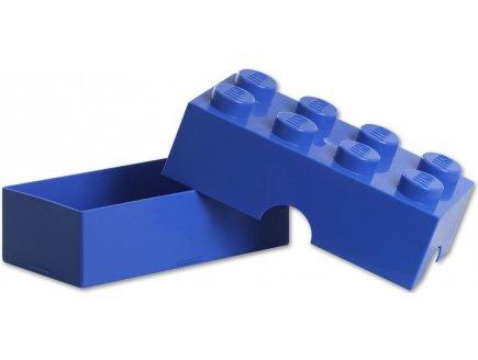 Bo te go ter lego bleu lunch box lego brique de - Brique de rangement lego ...