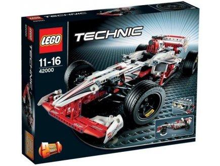 lego technic lego 42000 achat vente f1 voiture lego. Black Bedroom Furniture Sets. Home Design Ideas