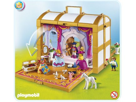 playmobil r f rence 4249 ch teau de princesse. Black Bedroom Furniture Sets. Home Design Ideas