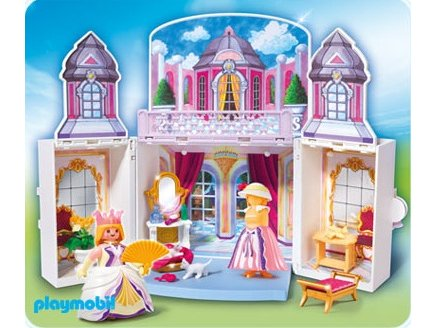 playmobil princesse playmobil 5419 petit ch teau de princesse playmobil. Black Bedroom Furniture Sets. Home Design Ideas