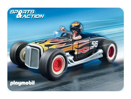 playmobil sports et action playmobil 5172 bolide playmobil r tro friction. Black Bedroom Furniture Sets. Home Design Ideas