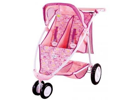acheter poussette jogger pour jumeaux baby born au. Black Bedroom Furniture Sets. Home Design Ideas