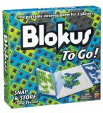 BLOKUS TO GO - MATTEL - JEU DE STRATEGIE