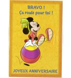 CARTE D'ANNIVERSAIRE MINNIE (20)