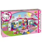 CENTRE COMMERCIAL HELLO KITTY - BRIQUES - JEU DE CONSTRUCTION