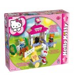 CENTRE EQUESTRE HELLO KITTY - JEU DE CONSTRUCTION
