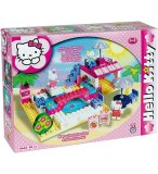 CLUB DE PLAGE HELLO KITTY - BRIQUES - JEU DE CONSTRUCTION