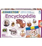 CONECTOR ENCYCLOPEDIE - EDUCA - 14566 - JEU EDUCATIF