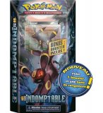 DECK POKEMON HS INDOMPTABLE CREPUSCULE - ASMODEE - CARTES A COLLECTIONNER