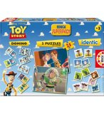 EDUCA - 14405 - JEU EDUCATIF - SUPERPACK TOY STORY - DOMINO PUZZLE MEMO