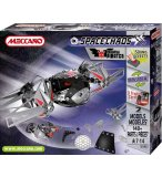 FIGHTER DARK PIRATES MECCANO SPACE CHAOS - VAISSEAU SPATIAL - JEU DE CONSTRUCTION - 805102