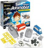 INGENIEUR AUTOMOBILE - BUKI SCIENCE - 2630 - JEU EDUCATIF