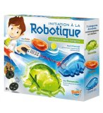 INITIATION A LA ROBOTIQUE - BUKI SCIENCE - 7090 - JEU EDUCATIF