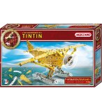 L'HYDRAVION TINTIN - COLLECTION AVENTURES DE TINTIN MECCANO - JEU DE CONSTRUCTION - 830552
