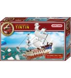 LA LICORNE TINTIN - COLLECTION AVENTURES DE TINTIN MECCANO - JEU DE CONSTRUCTION - 830553