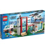 LEGO CITY 4429 L'HELICOPTERE DE SECOURS