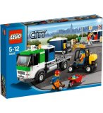 LEGO CITY EXCLUSIVITE 4206 LE CAMION DE RECYCLAGE