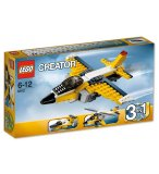 LEGO CREATOR 6912 L'AVION A REACTION