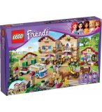 LEGO FRIENDS 3185 LE CAMP D'EQUITATION