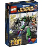 LEGO SUPER HEROES 6862 SUPERMAN CONTRE LEX LUTHOR