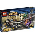 LEGO SUPER HEROES 6864 LA POURSUITE DE DOUBLE FACE EN BATMOBILE