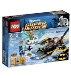 LEGO SUPER HEROES 76000 ARCTIC BATMAN CONTRE MR FREEZE : AQUAMAN DANS LA GLACE
