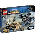 LEGO SUPER HEROES 76001 BATMAN VS BANE : LA COURSE POURSUITE