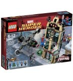 LEGO SUPER HEROES 76005 SPIDER-MAN : L'ATTAQUE DU DAILY BUGLE