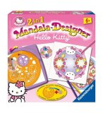MANDALA DESIGNER 2 EN 1 HELLO KITTY - RAVENSBURGER - 29992