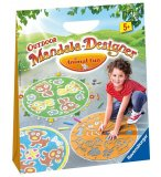 MANDALA DESIGNER OUTDOOR ANIMAL FUN - RAVENSBURGER - 297825