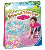 MANDALA DESIGNER OUTDOOR FAIRY DREAMS - RAVENSBURGER - 297818