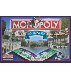 MONOPOLY AVIGNON - WINNING MOVES - JEU DE SOCIETE