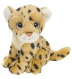 PELUCHE GUEPARD 18 CM - WILD WATCHERS - WILD REPUBLIC - 88751