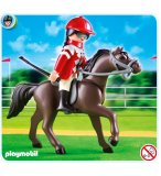 PLAYMOBIL CENTRE EQUESTRE 5112 CHEVAL ARABE