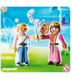 PLAYMOBIL CHATEAU DE LA PRINCESSE 4128 DUO PACK PRINCESSE