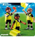 PLAYMOBIL SPORTIFS 4728 TRIO ARBITRAL