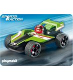 PLAYMOBIL SPORTS & ACTION 5174 BOLIDE VERT