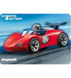 PLAYMOBIL SPORTS & ACTION 5175 BOLIDE DE COURSE