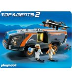 PLAYMOBIL TOP AGENTS 2 5286 CAMION DES AGENTS SECRETS