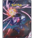 POKEMON - PORTFOLIO A4 HS TRIUMPHANT 180 CARTES - CARTES A COLLECTIONNER - ASMODEE