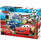 PUZZLE DISNEY CARS 100 PIECES - KING - 4757A