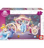 PUZZLE DISNEY CENDRILLION 80 PIECES - EDUCA - 15295