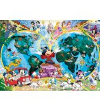 PUZZLE LE MONDE DE DISNEY 1000 PIECES - COLLECTION DISNEY - RAVENSBURGER - 157853