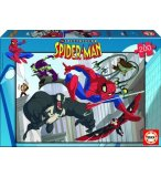PUZZLE SPIDERMAN 200 PIECES - EDUCA - 15273
