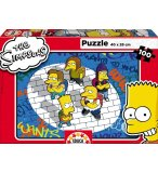 PUZZLE THE SIMPSONS 100 PIECES - EDUCA - 14894