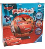 PUZZLEBALL CARS 108 PIECES - PUZZLE RAVENSBURGER - 11607