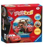PUZZLEBALL CARS 108 PIECES - PUZZLE RAVENSBURGER - 122196
